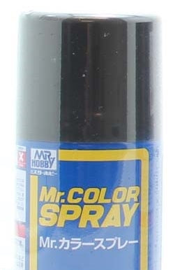 MR HOBBY MR COLOR 40 3/4 FLAT GERMAN GRAY SPRAY