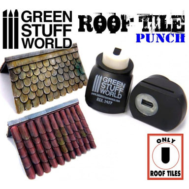 GSW MINIATURE ROOF TILE PUNCH