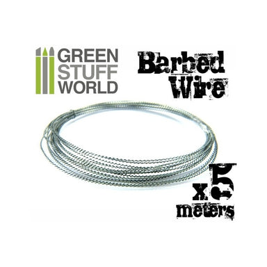 GSW 5 METERS OF SIMULATED BARBED WIRE