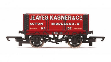 HORNBY 6 PLANK WAGON JEAYES KASNER AND CO 107