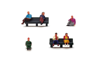 Hornby R7119 Sitting People