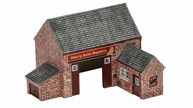 HORNBY R9855 HO/OO COUNTRY GARAGE