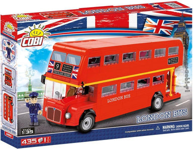 COBI TOWN LONDON BUS 435 PCS