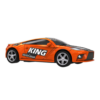 JOYSWAY 1/43 KING ORANGE RACER CAR
