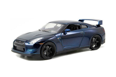 JADA 1/24 FAST AND FURIOUS BRIANS 2009 NISSAN GT-R