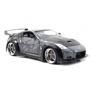 JADA 1/24 FAST AND FURIOUS D.K.'S NISSAN 350Z