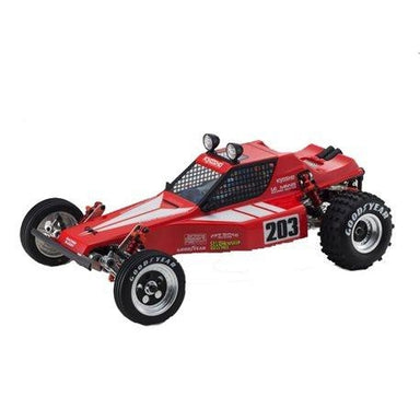KYOSHO 1/10 2WD TOMAHAWK RACING BUGGY KIT