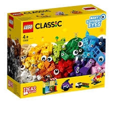 LEGO 11003 CLASSIC BRICKS AND EYES