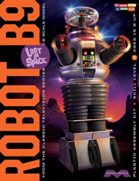 Moebius Models 1/6 Lost In Space Robot B9 Kit