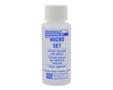 MICRO SET DECAL SETTING SOLUTION 1oz