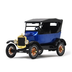 MOTOR MAX 1/24 1925 FORD MODEL T (TOURING) PLATINUM SERIES