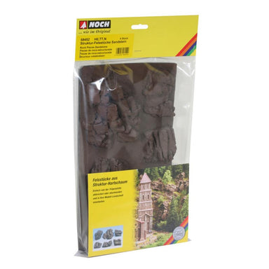 NOCH 58452 ROCK PIECES SANDSTONE