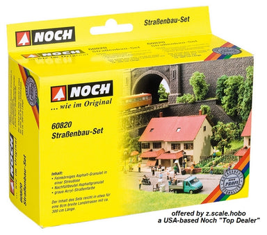 NOCH 60820 ROAD CONSTUCTION SET