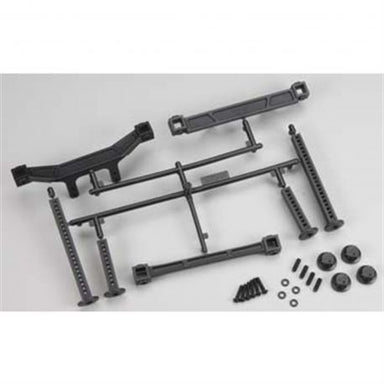 PROLINE EXTENDED FRONT AND REAR BODY MOUNTS:SLH 2WD