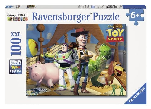 Ravensburger Disney Toy Story 4 Puzzle 100pc