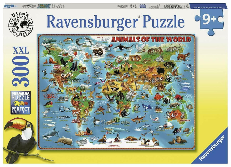Ravensburger Animals of the World 300pc