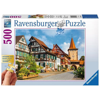 Ravensburger Gengenbach Germany Puzzle 500pc