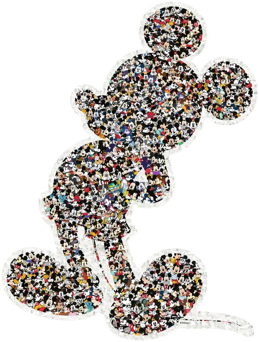 Ravensburger Disney Shaped Mickey Puzzle 937pc
