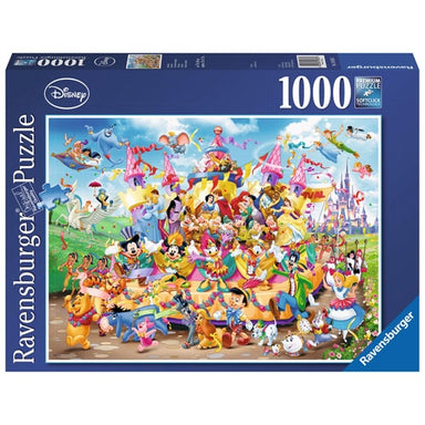 Ravensburger Disney Carnival Characters Puzzle 1000p