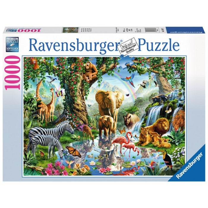 Ravensburger Adventures in the Jungle 1000pc