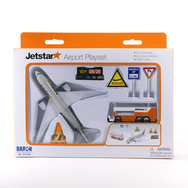 DARON JETSTAR 787 PLAY SET