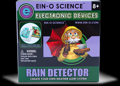 EIN-O SCIENCE RAIN DETECTOR ELECTRONIC DEVICE