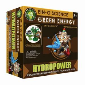 EIN-O SCIENCE GREEN ENERGY HYDROPOWER