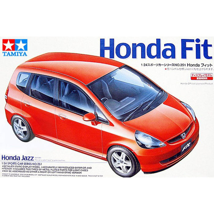 Tamiya 1/24 Honda Jazz Fit