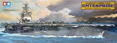 Tamiya 1/350 Us Aircraft Carrier Enterprise Cvn65