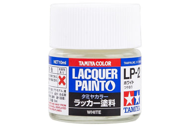Tamiya Lp-2 Lacquer Paint White