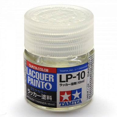 Tamiya Lp-10 Lacquer Thinner (10ml)