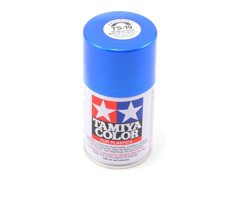 Tamiya TS-19 Spray Metallic Blue