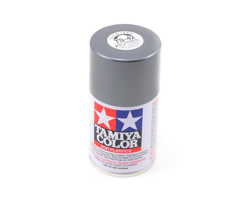 Tamiya TS-42 Spray Light Gun Metal