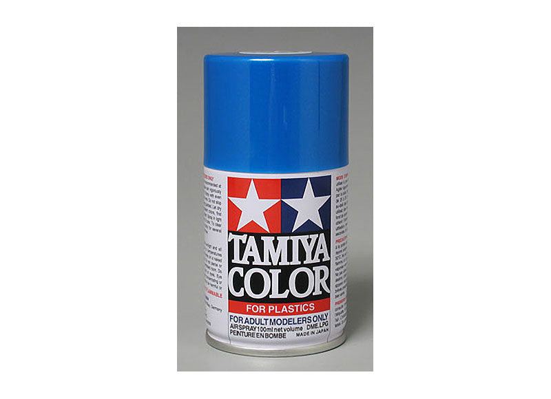 Tamiya TS-54 Spray Light Metallic Blue