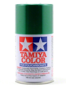 Tamiya PS-17 Spray Metallic Green