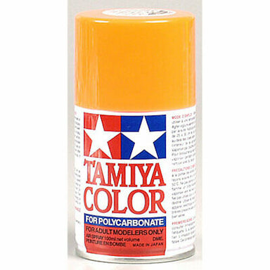 Tamiya PS-24 Spray Fluorescent Orange