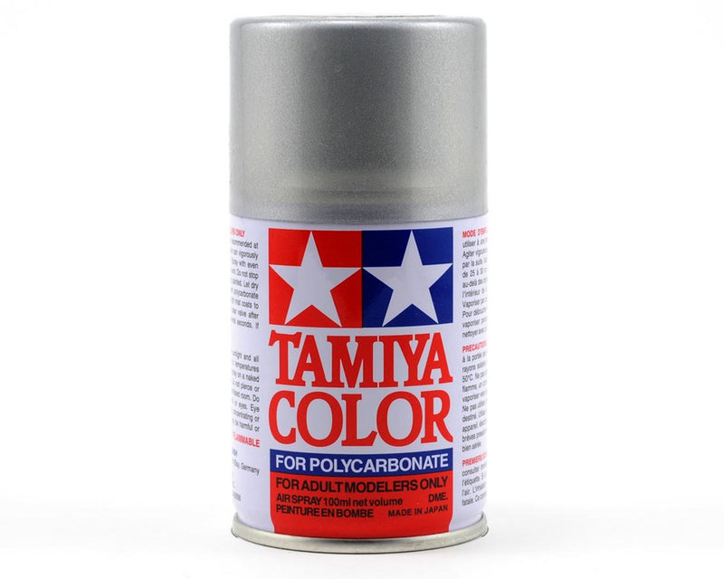 Tamiya PS-36 Spray Translucent Silver