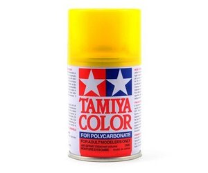 Tamiya PS-42 Spray Translucent Yellow