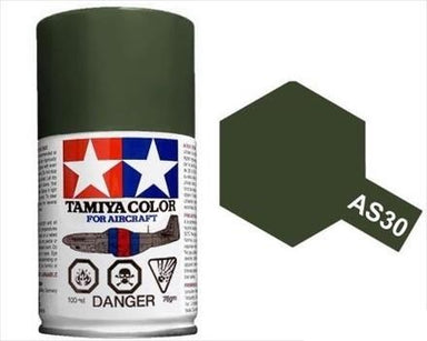 Tamiya AS-30 Dark Green 2 Raf