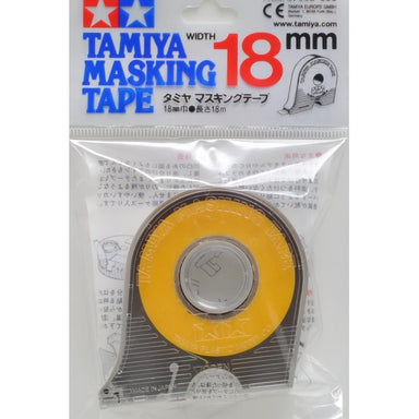 Tamiya 18Mm Masking Tape In Dispenser