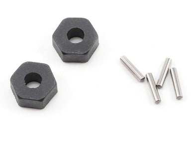 Traxxas 1654 Hex Wheel Hubs And Pins