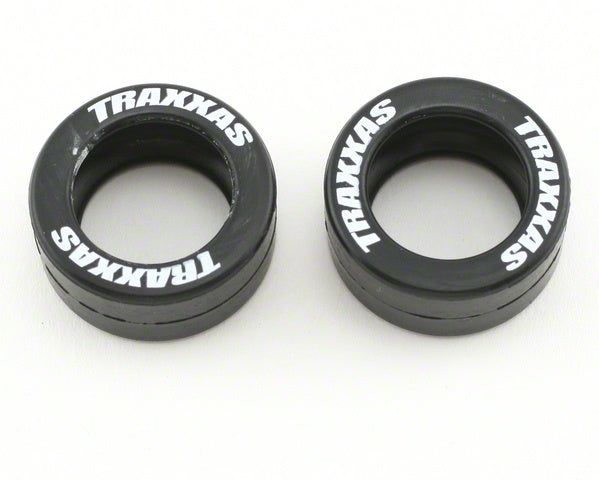 Traxxas 5185 Rubber Wheelie Bar Tires