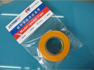 U STAR MASKING TAPE 9MMX18M ROLL