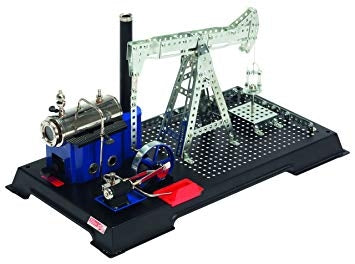 WILESCO D11 STEAM ENGINE KIT WITH METAL CONSTRUCTION