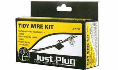 Woodland Scenics Jp5717 Tidy Wire Kit