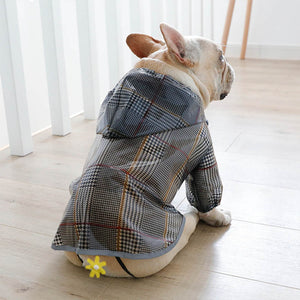 dog Zea Raincoat - momo-blvd
