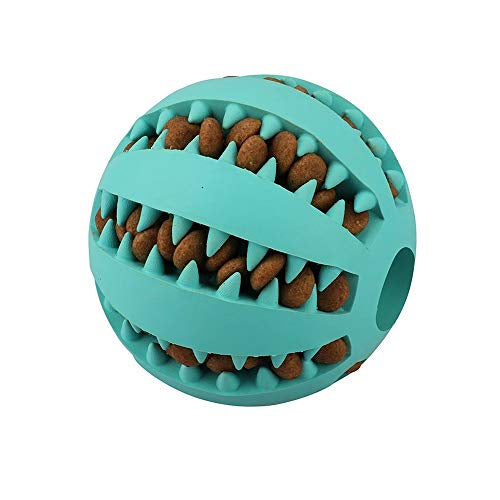 dog and cat Interactive Rubber Ball - momo-blvd