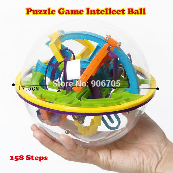3D Magic Intellect Ball
