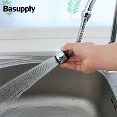 Unique Faucet Extendable Spray