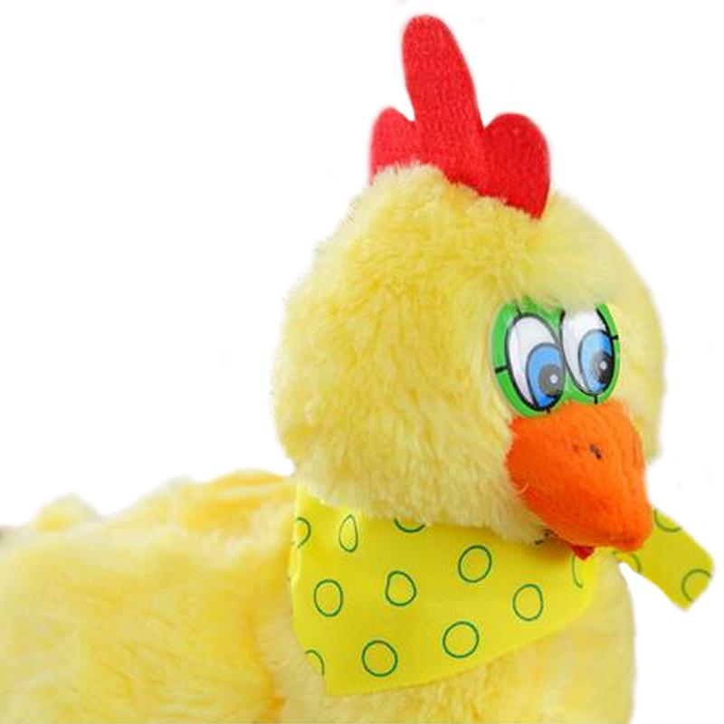 Egg laying Chicken Plush